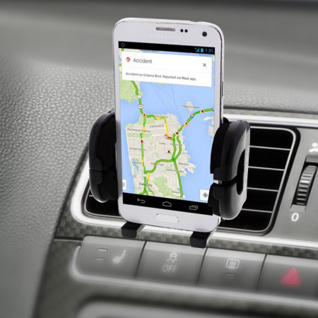 Support Voiture Fixation universel Smartphone Grille d'aération