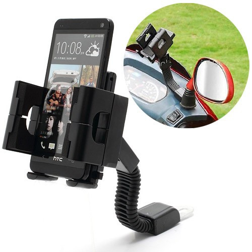 support moto scooter fixation r troviseur pour smartphone supports v lo et moto sup retro moto. Black Bedroom Furniture Sets. Home Design Ideas